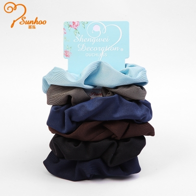 For your beauty women hair scrunchie H-0011